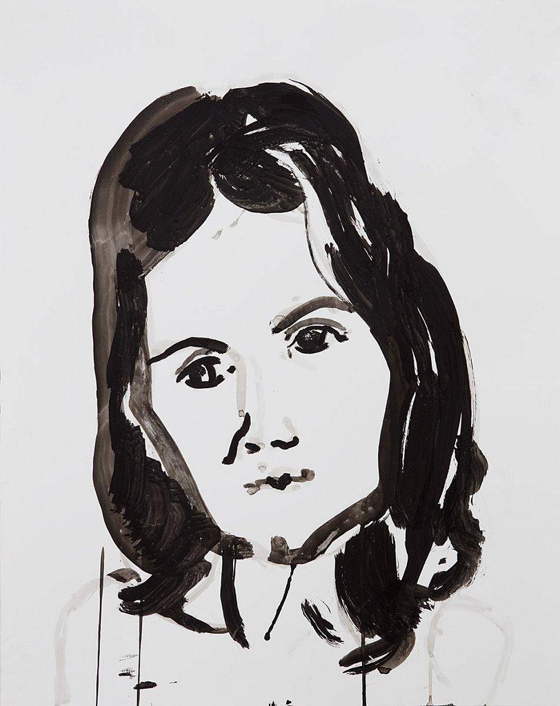 Alexandra as a Young Girl