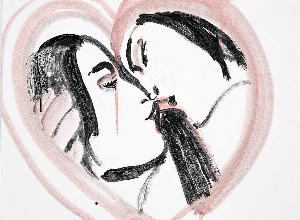 Double Kiss Study