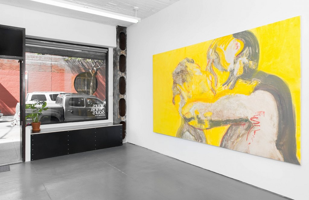 Installation View, Yours Mine & Ours Gallery, NYC